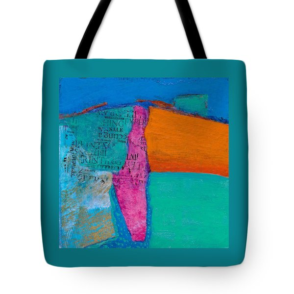 Little Landscape Tote Bag by Catherine Redmayne