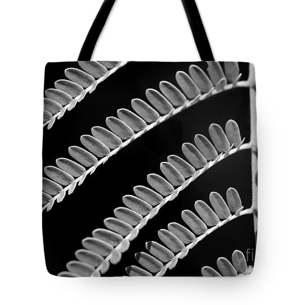 Little Leaves Tote Bag by Sabrina L Ryan