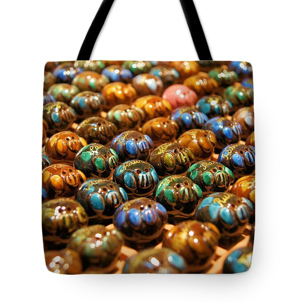 Tote Bag featuring the digital art Little Pigs by Ron Harpham