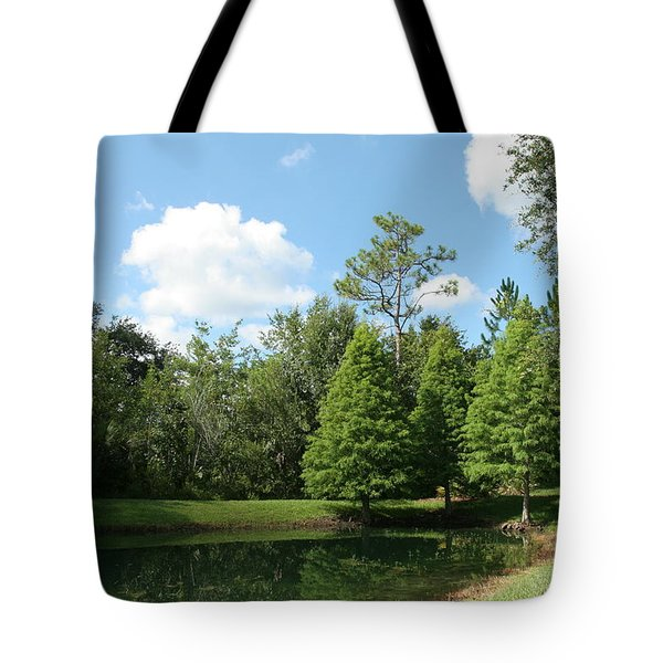Little Pond Tote Bag