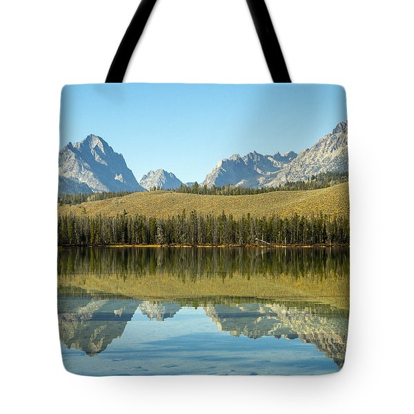 Little Redfish Lake Tote Bag