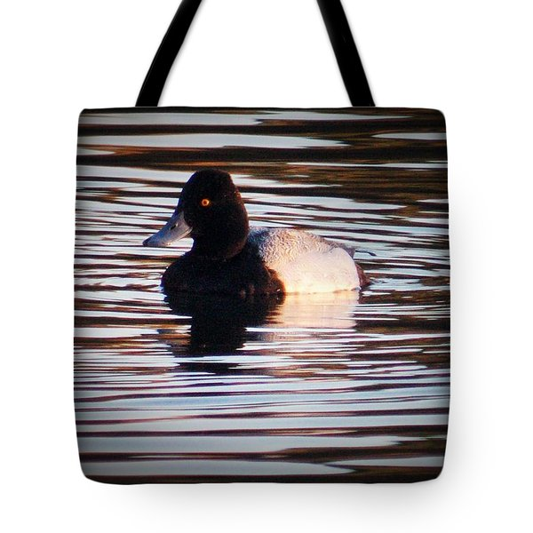 Little Ripples Tote Bag by John Glass