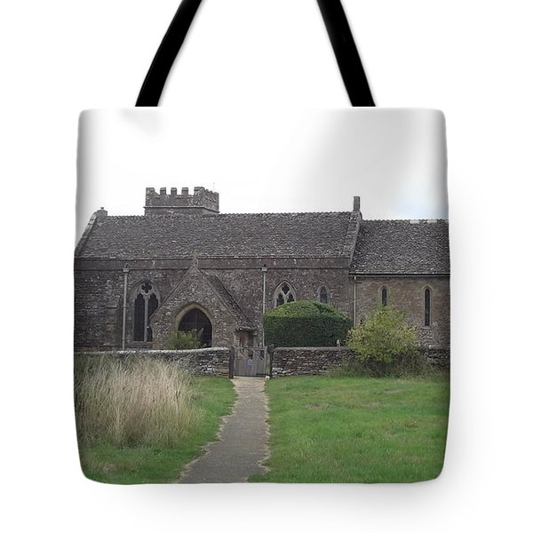 Little Rissington Church Tote Bag by John Williams