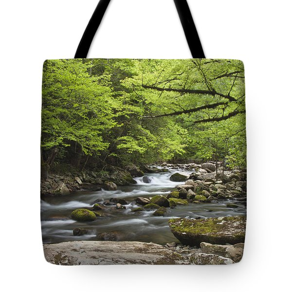 Little River Respite Tote Bag