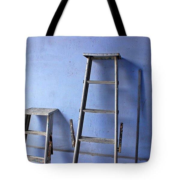 Little Steps Tote Bag