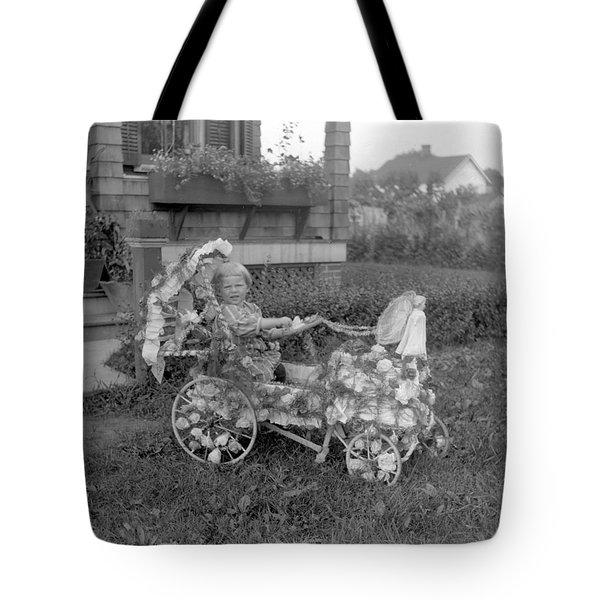 Little Tites Buggy Tote Bag