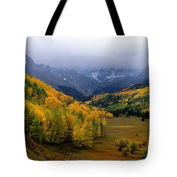 Little Meadow Of The Sublime Tote Bag