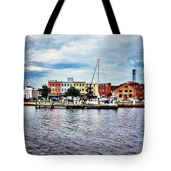 Little Washington Tote Bag