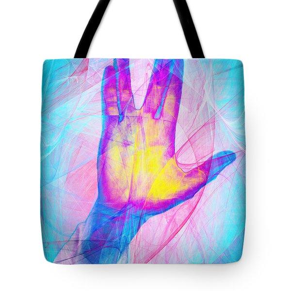 Live Long And Prosper 20150302v1 Tote Bag