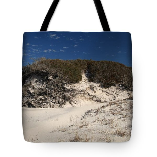 Lively Dunes Tote Bag by Adam Jewell