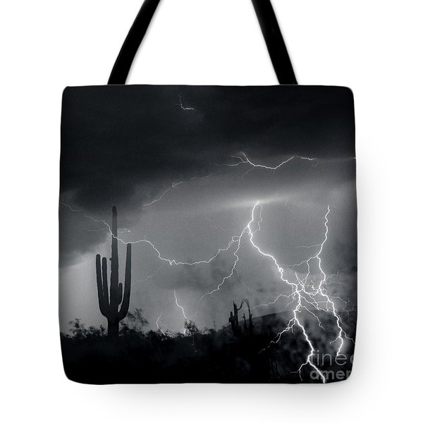 Tote Bag featuring the photograph Living In Fear by J L Woody Wooden