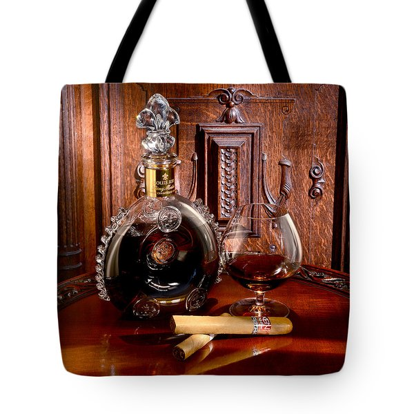 Living Right Tote Bag