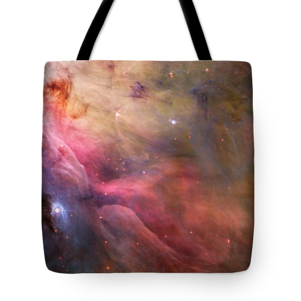 Ll Ori And The Orion Nebula Tote Bag by Movie Poster Prints