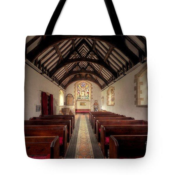 Llandysilio Traean Tote Bag by Adrian Evans