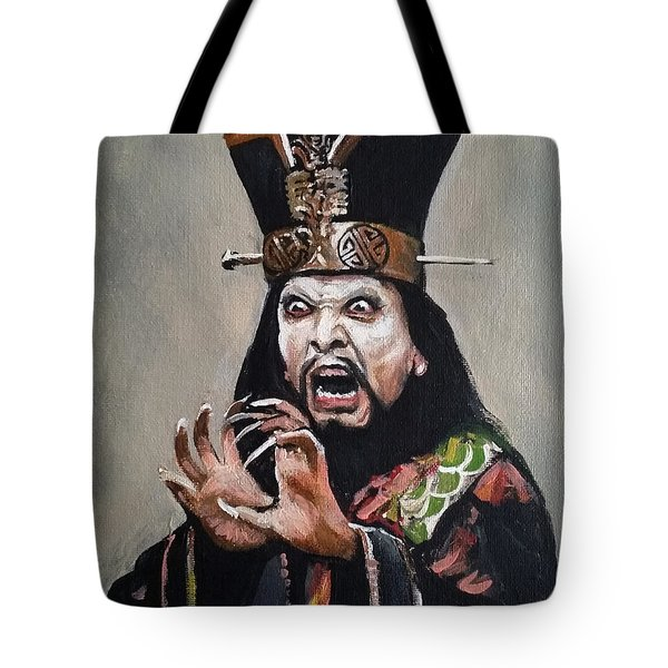 Lo Pan Tote Bag by Tom Carlton