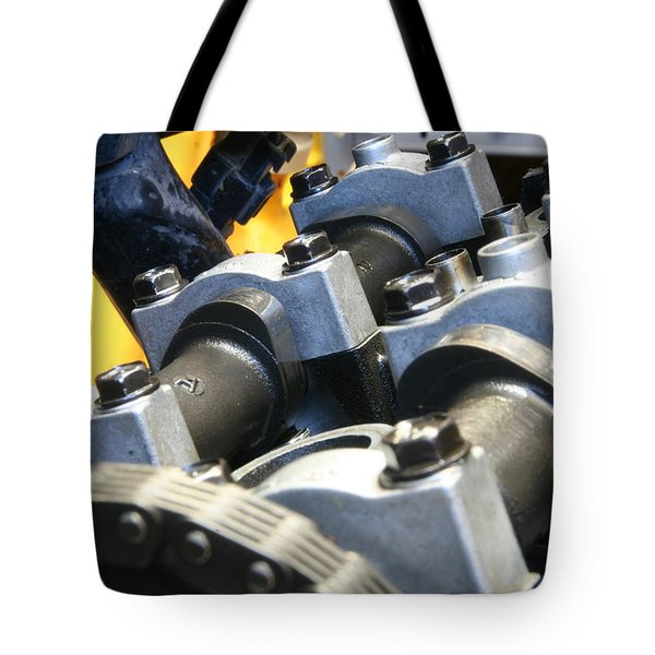 Lobes Tote Bag by David S Reynolds