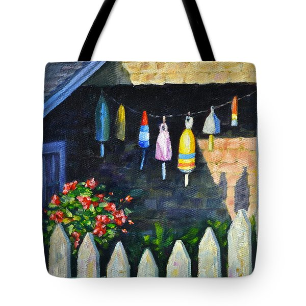 Lobster Season Tote Bag