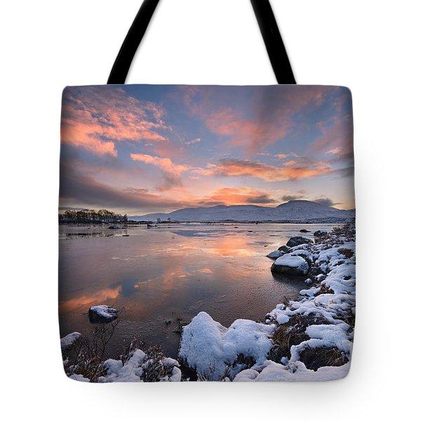 Loch Ba Tote Bag