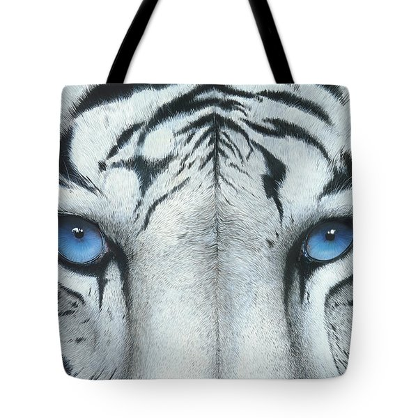 Locked In Tote Bag