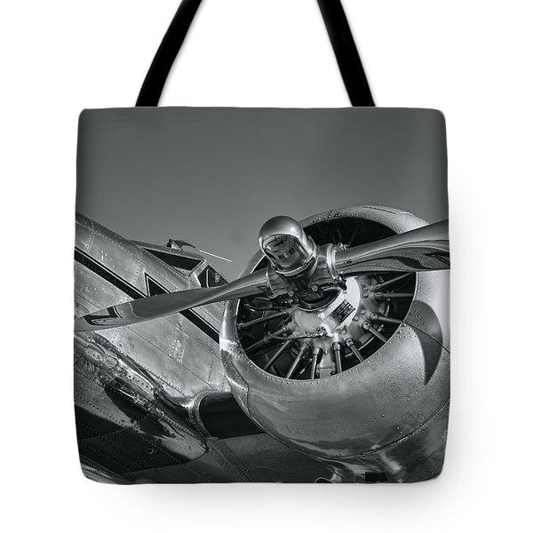 Lockheed 12a Electra Junior  Tote Bag