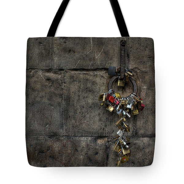 Locks Of Love Tote Bag