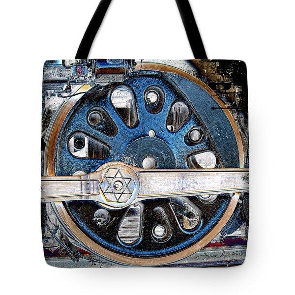 Loco Wheel Tote Bag