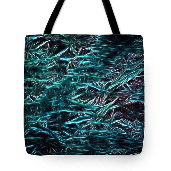 Locomotion Tote Bag by Steven Richardson