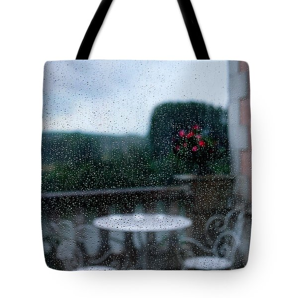 Loire Valley View Tote Bag
