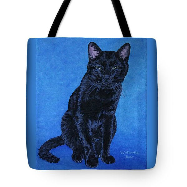 Loki Tote Bag by Wendy Shoults