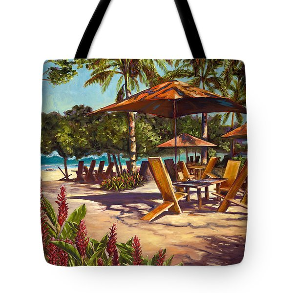 Lola's In Costa Rica Tote Bag