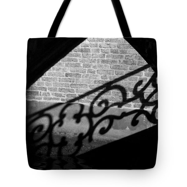 L'ombra - Venice Tote Bag by Lisa Parrish