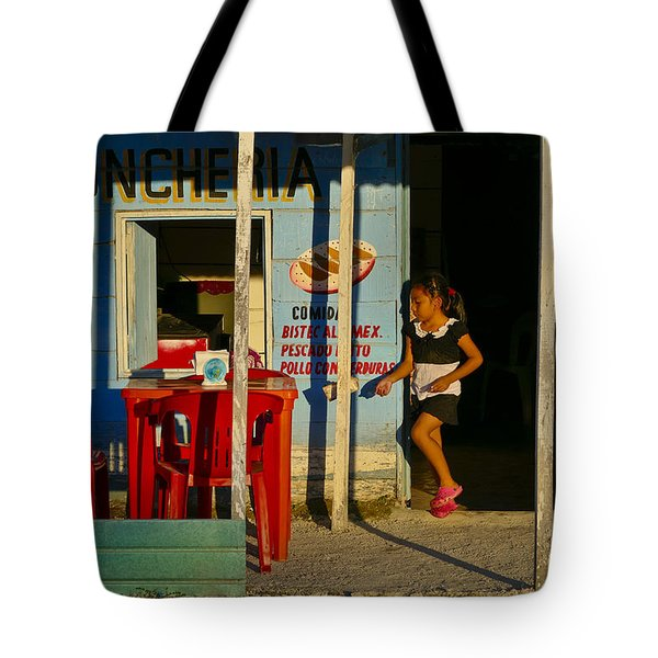 Loncheria Tote Bag