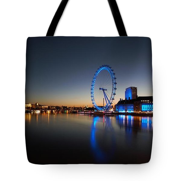 London 1 Tote Bag