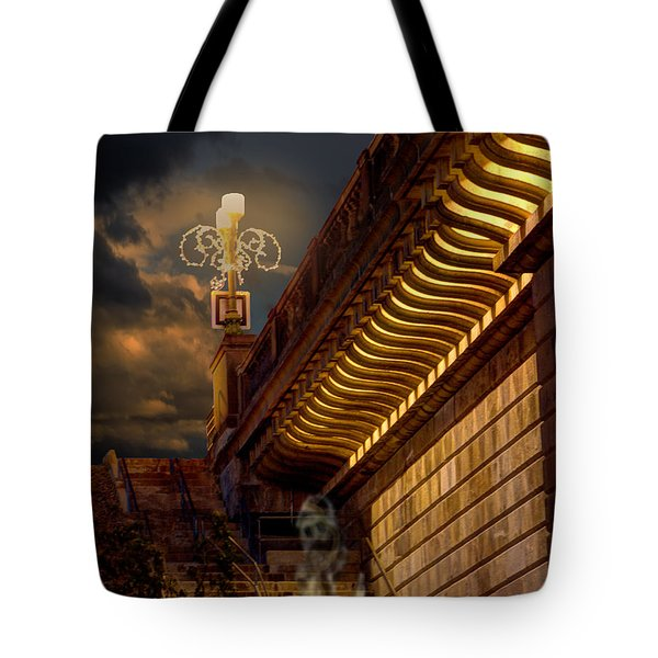 London Bridge Spirits Tote Bag