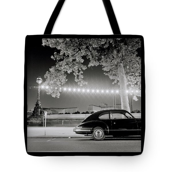 Classic London Tote Bag