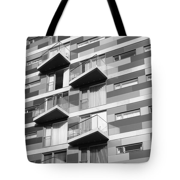London Life Tote Bag