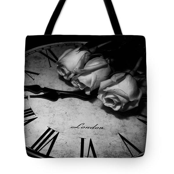 London Rose Tote Bag