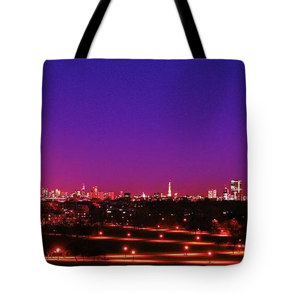 London View 1 Tote Bag