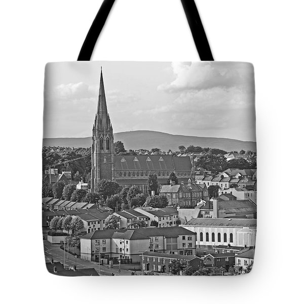 Londonderry Tote Bag by Mary Carol Story