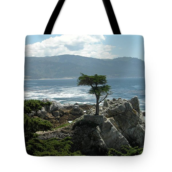 Lone Cyprus 1045 Tote Bag by Guy Whiteley