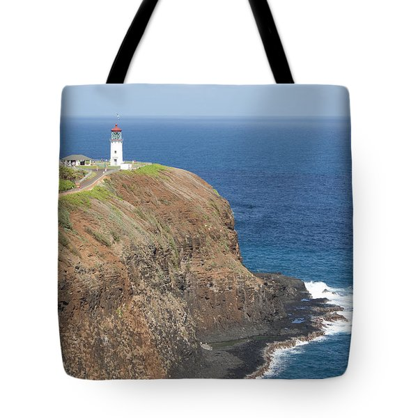 Lone Sentry Tote Bag