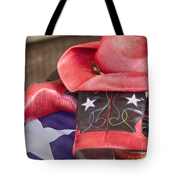 Lone Star Gal 2 Tote Bag
