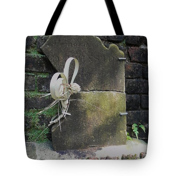 Lone Stone Tote Bag by Patricia Greer