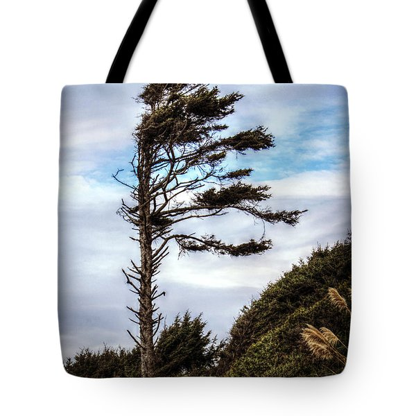 Tote Bag featuring the photograph Lone Tree by Melanie Lankford Photography