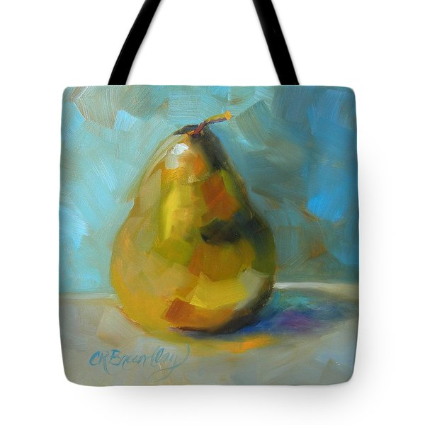 Lonely Pear Tote Bag