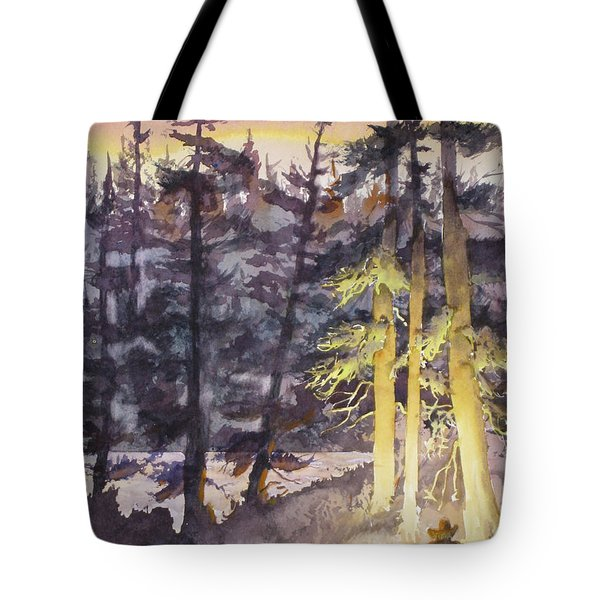 Lonesome Cowboy Tote Bag by Mohamed Hirji