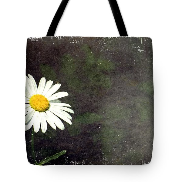 Lonesome Daisy Tote Bag