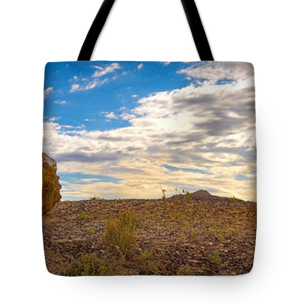 Lonesome One Tote Bag