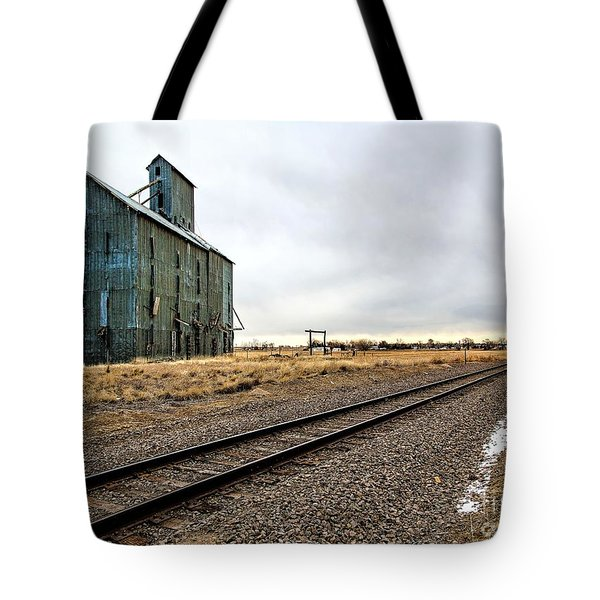 Lonesome Road Tote Bag by Jon Burch Photography