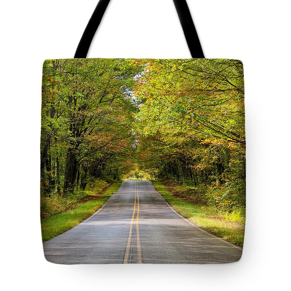 Long And Winding Road   2 Tote Bag